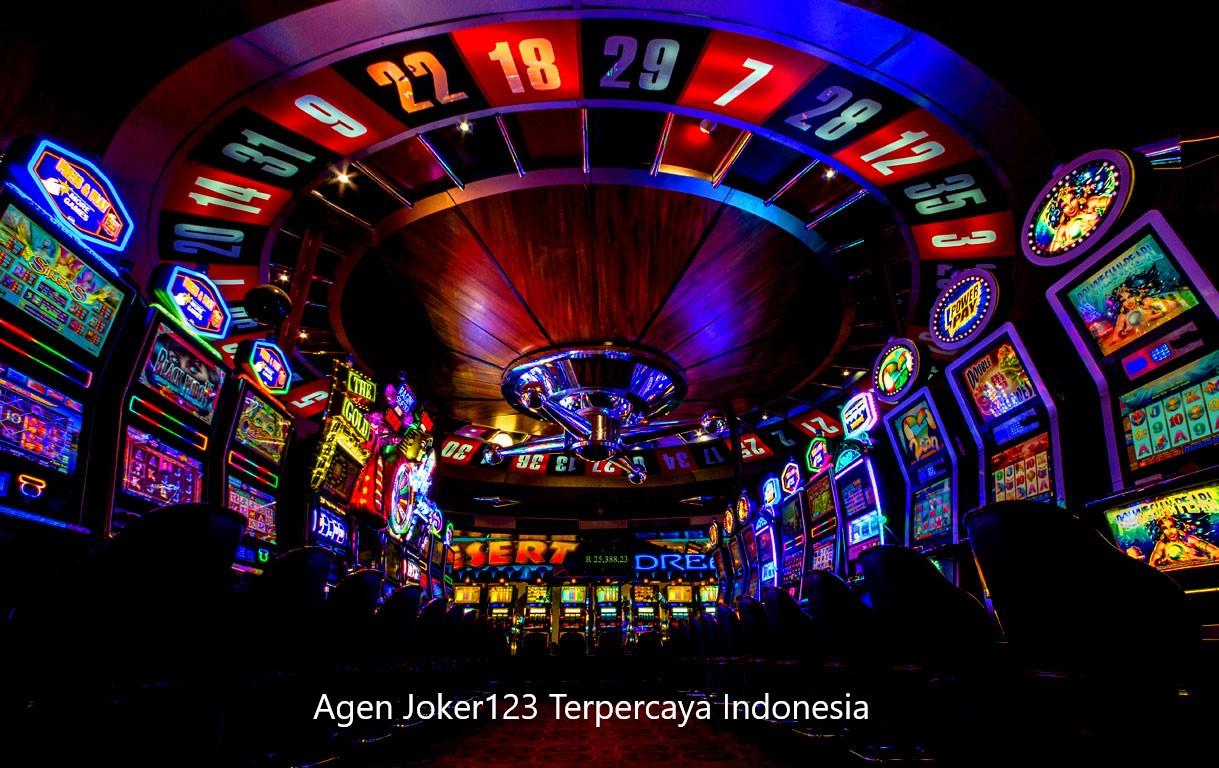 Agen Joker123 Terpercaya Indonesia